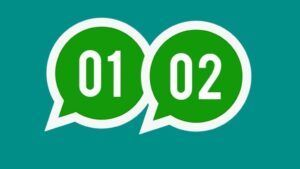 Dois números para WhatsApp no mesmo aparelho