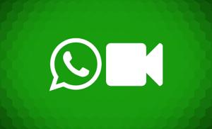 Vídeo chamada em grupo WhatsApp