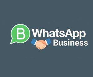 WhatsApp Business ou WhatsApp comercial